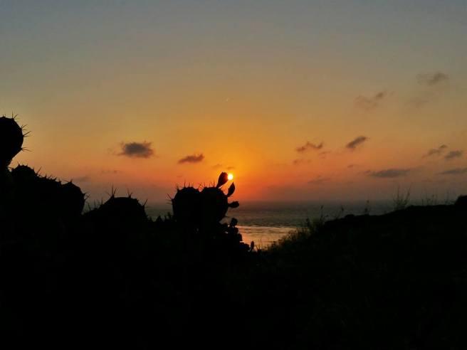 Xiyu sunset